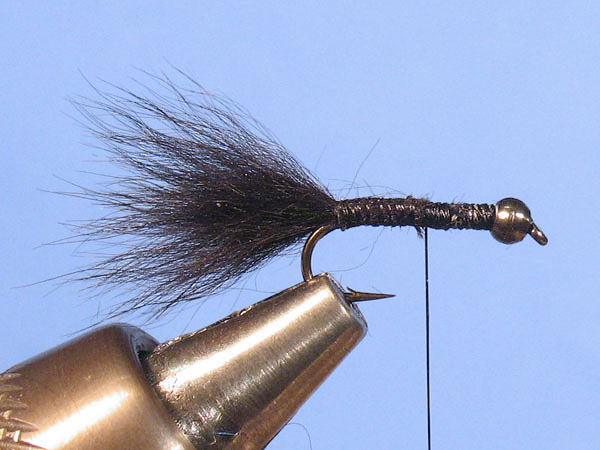 Baby Woolly Bugger - Step 3